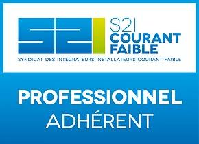 Logo adhérent S2I Courant Faible